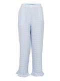 NEO NOIR 155941 INA CANDY PANTS PINK/LIGHT BLUE