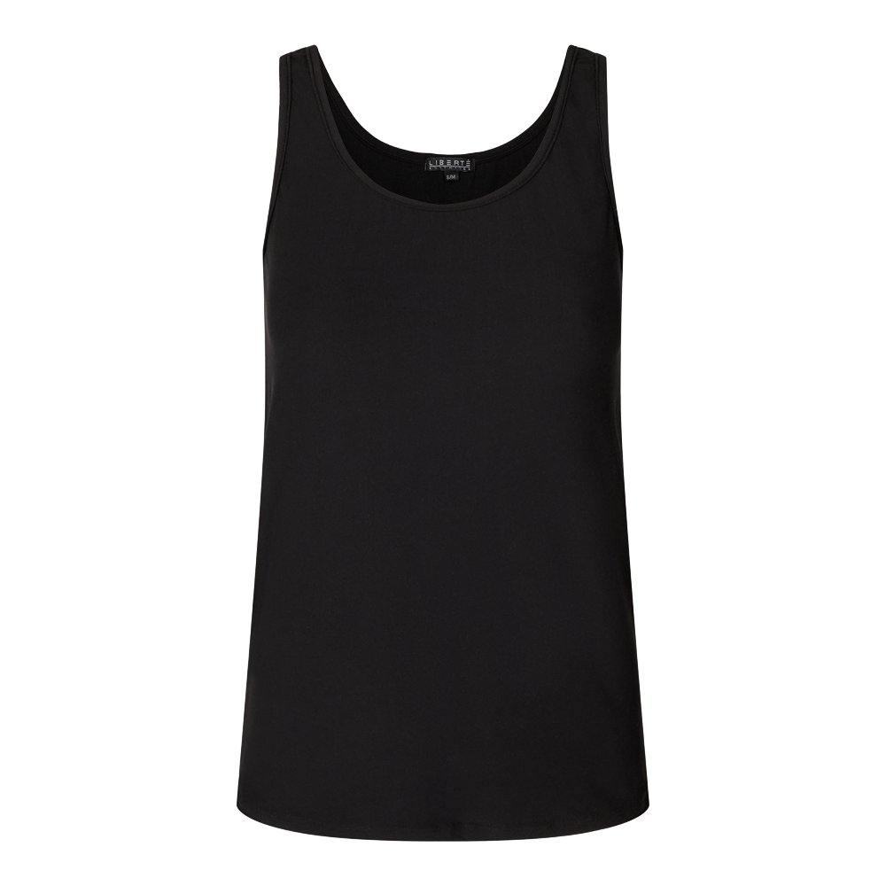 LIBERTE TANK TOP ALMA BLACK 9516 -7