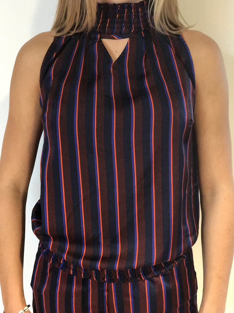 HUMBLEBIRD MULTISTRIPE TOP 0918003 MULTISTRIPE -7
