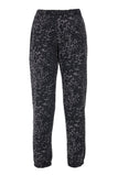 RAGDOLL S244 SWEAT PANTS ANTHRACITE LEOPARD