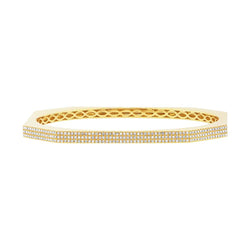 LONDON BRIDGE 3ROW BANGLE