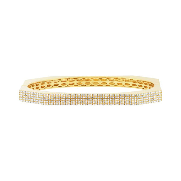 LONDON BRIDGE 5ROW BANGLE
