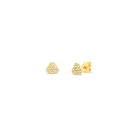 ATHENA DIAMOND STUDS