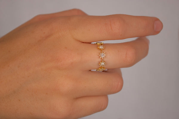 Starstruck Eternity Ring