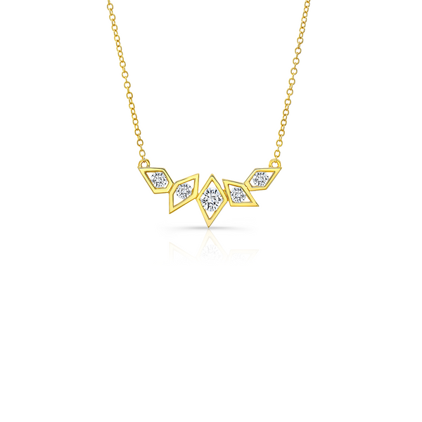 Diamond Paradise Necklace