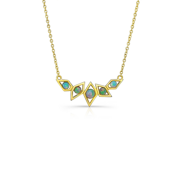 OPAL PARADISE NECKLACE