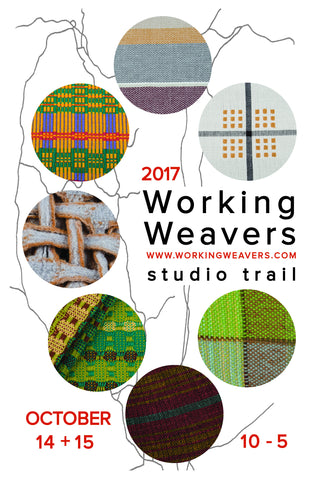 Working Weavers Studio Trail 2017