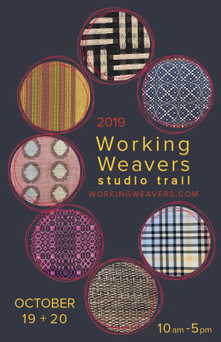 Working Weavers Studio Trail 2019