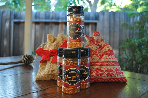 Heat up the holidays with these spicy gift ideas!