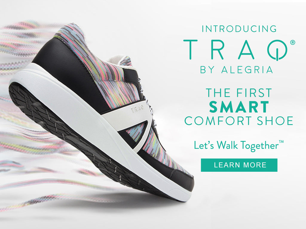 Traq by Alegria® - smart comfort shoes