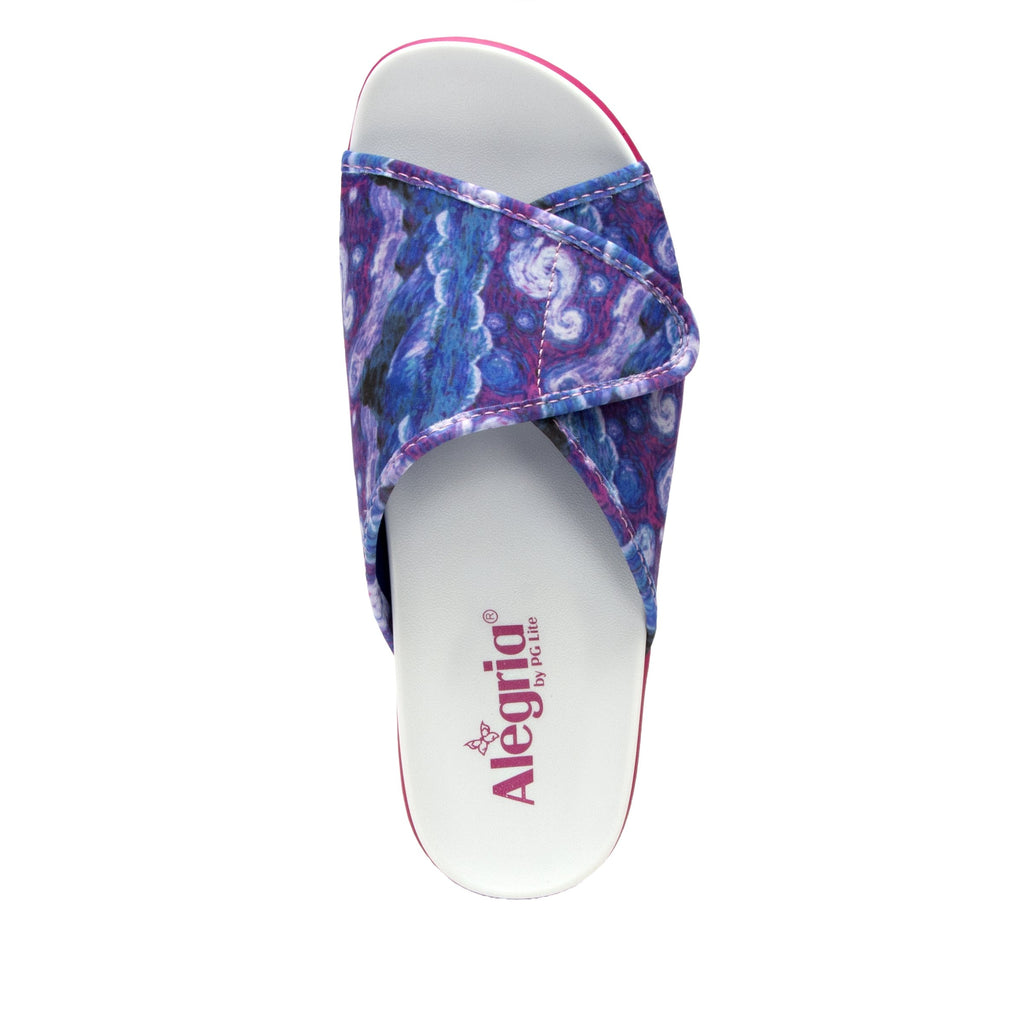 Airie Such A Monet Multi sandal with Dreamfit technology and heritage sport footbed - AIR-267_S4 (2038707716150)