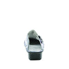 Classic Mums the Word Open Back Clog on Classic Rocker outsole - ALG-167_S3