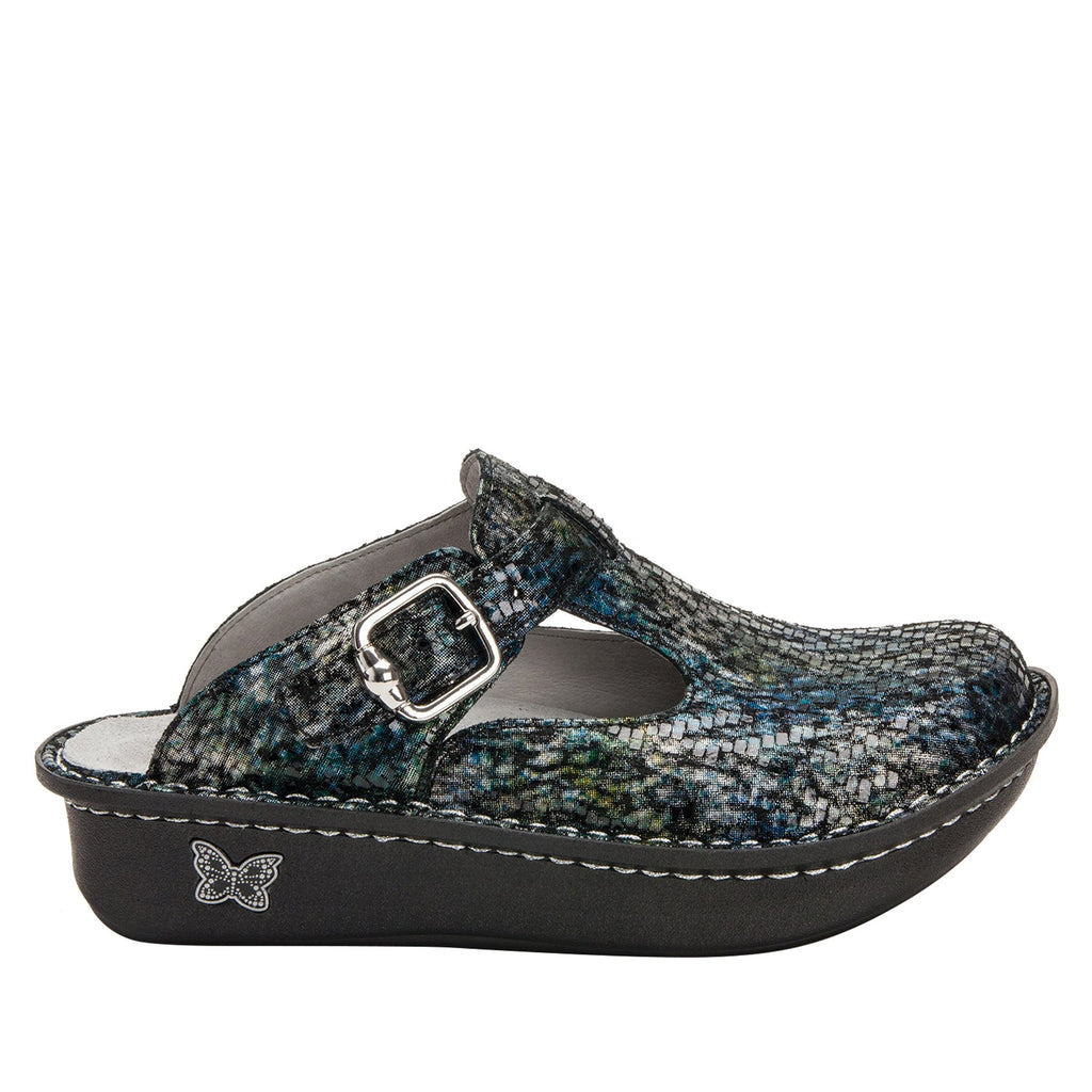 Classic Meteorite open back clog on classic rocker outsole - ALG-183_S2 (2210089861174)