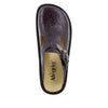 Classic Molasses Tooled Clog - Alegria Shoes - 4
