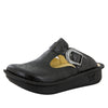 Classic Tar Tooled Clog - Alegria Shoes - 1