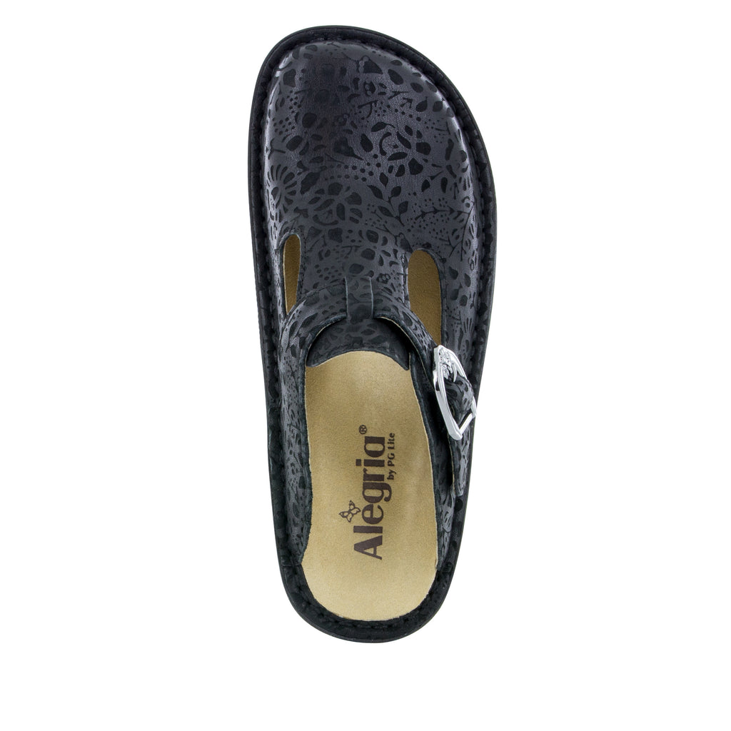 Classic Delicut clog with rocker outsole and patented footbed - ALG-435_S5
