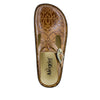Classic Tan Yeehaw Clog - Alegria Shoes - 4