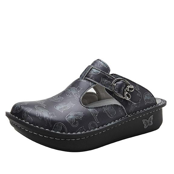 Classic Kats open back clog on classic rocker outsole - ALG-7803_S1