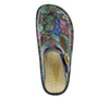 Classic Craftswoman clog with rocker outsole and patented footbed - ALG-835_S4