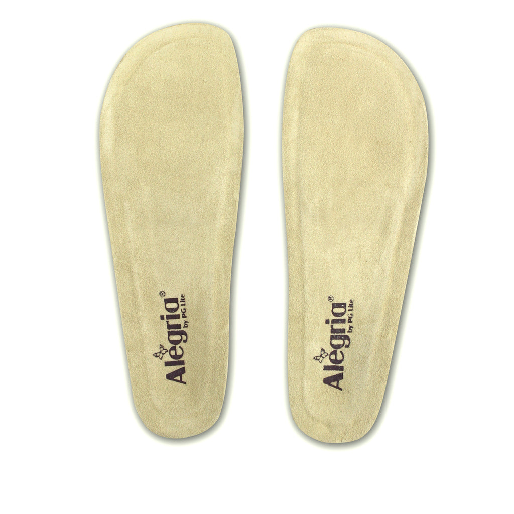 Classic Footbed - Wide Width - Alegria Shoes