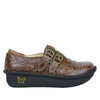 Alli Yeehaw Brown Shoe - Alegria Shoes - 2