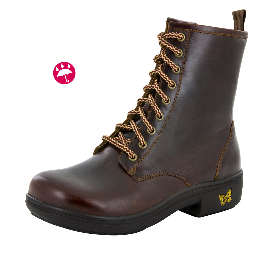 Ari Hickory Boot - Alegria Shoes - 1