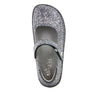 Belle Silver Slate mary-jane shoe with mini outsole - BEL-162_S4