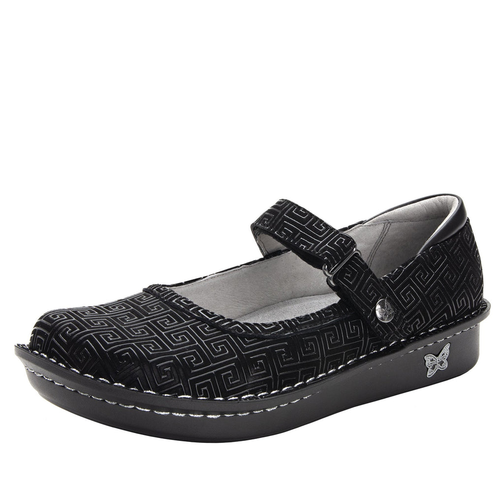 Belle Labyrinth Mary Jane shoe with mini outsole - BEL-235_S1