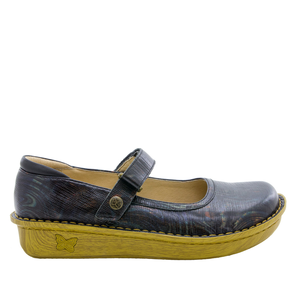 Belle Tidal mary-jane shoe with mini outsole - BEL-261_S2 (513587675190)