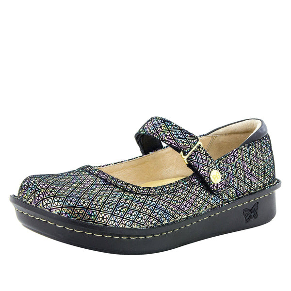 Belle Diamonds Forever mary-jane shoe with mini outsole - BEL-283_S1