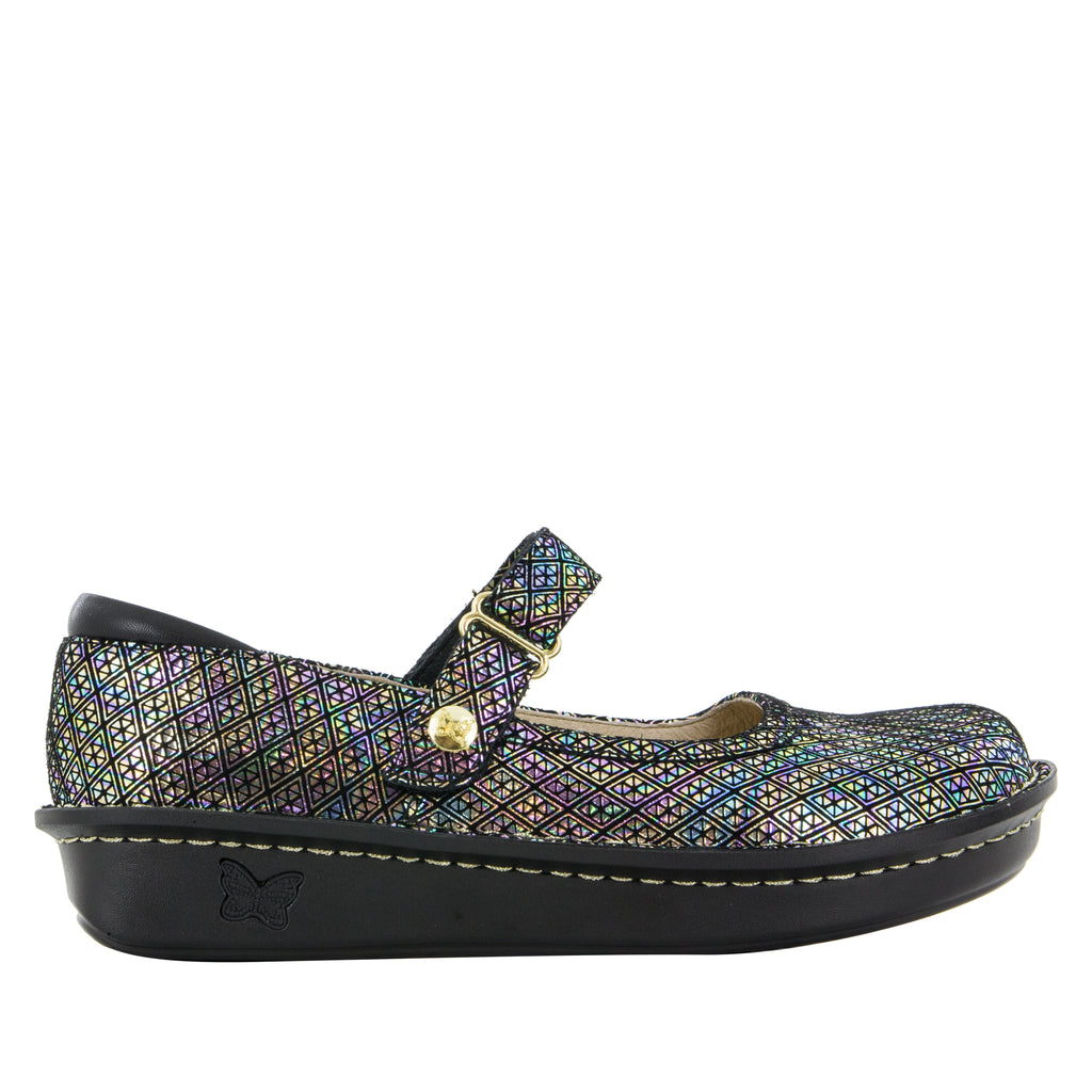 Belle Diamonds Forever mary-jane shoe with mini outsole - BEL-283_S2