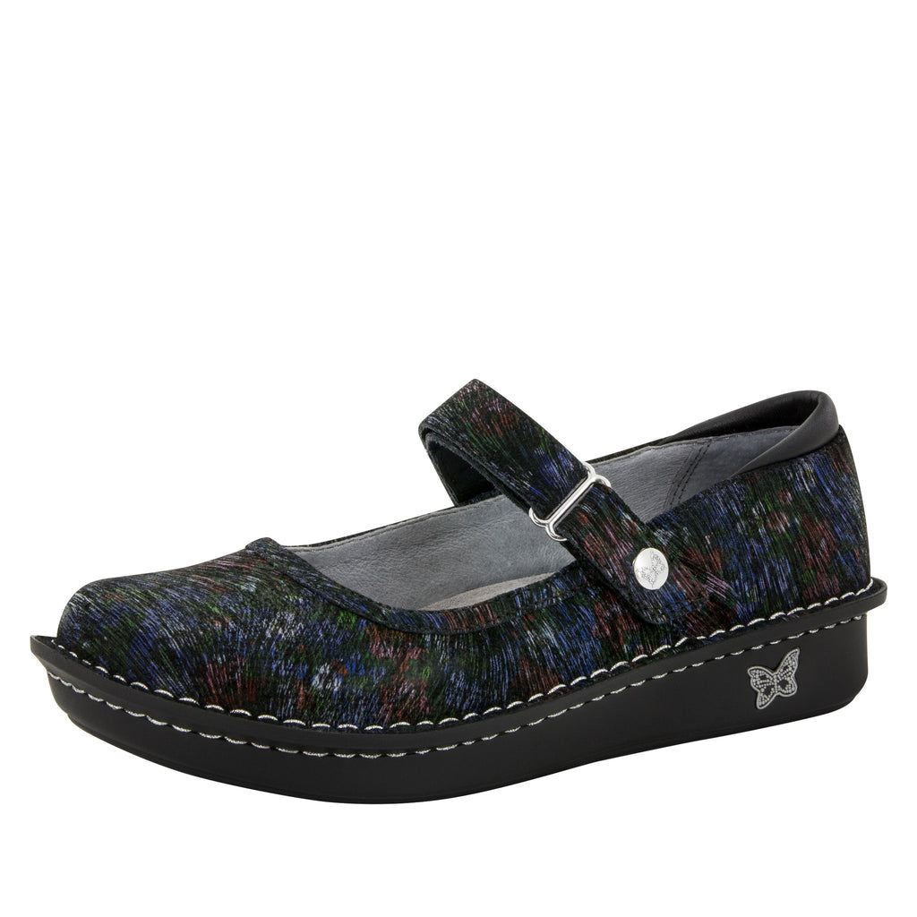 Belle Raked Garden Shoe - Alegria Shoes - 1