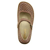Belle Fresh Tawny Mary Jane shoe with mini outsole - BEL-595_S4