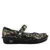 Belle Pewter Mosaic Shoe - Alegria Shoes - 3