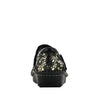 Belle Pewter Mosaic Shoe - Alegria Shoes - 4