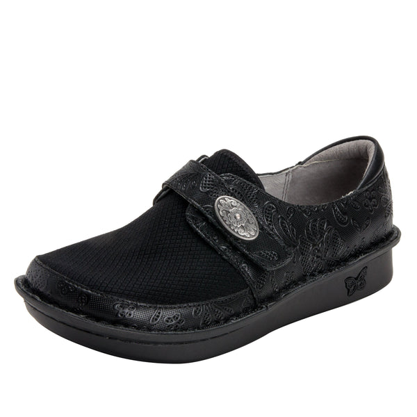 Brenna Hello Doily Shoe with Dream Fit technology paired with mini outsole - BRE-163_S1