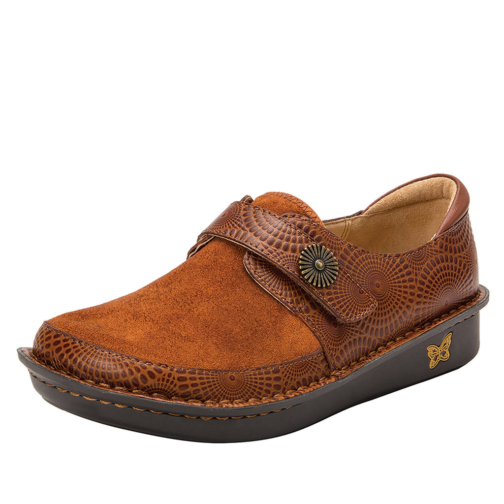 Brenna Brandy Shoe with Dream Fit technology paired with mini outsole - BRE-273_S1