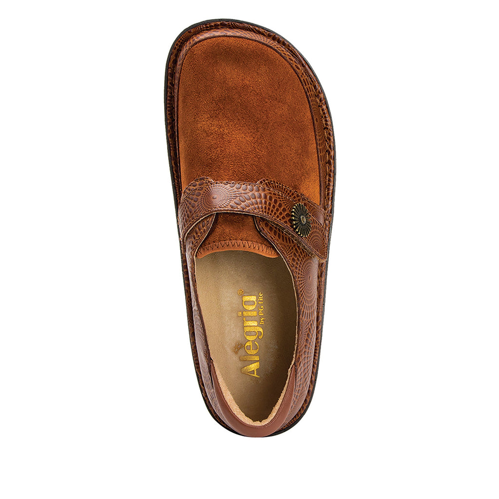 Brenna Brandy Shoe with Dream Fit technology paired with mini outsole - BRE-273_S4 (4167703953462)