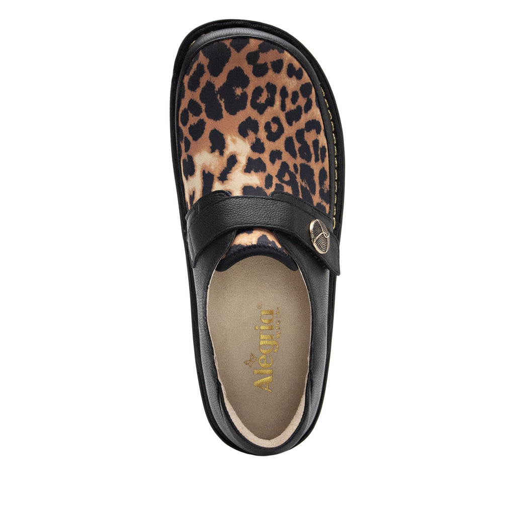 Brenna Leopard Shoe with Dream Fit technology paired with mini outsole - BRE-402_S4