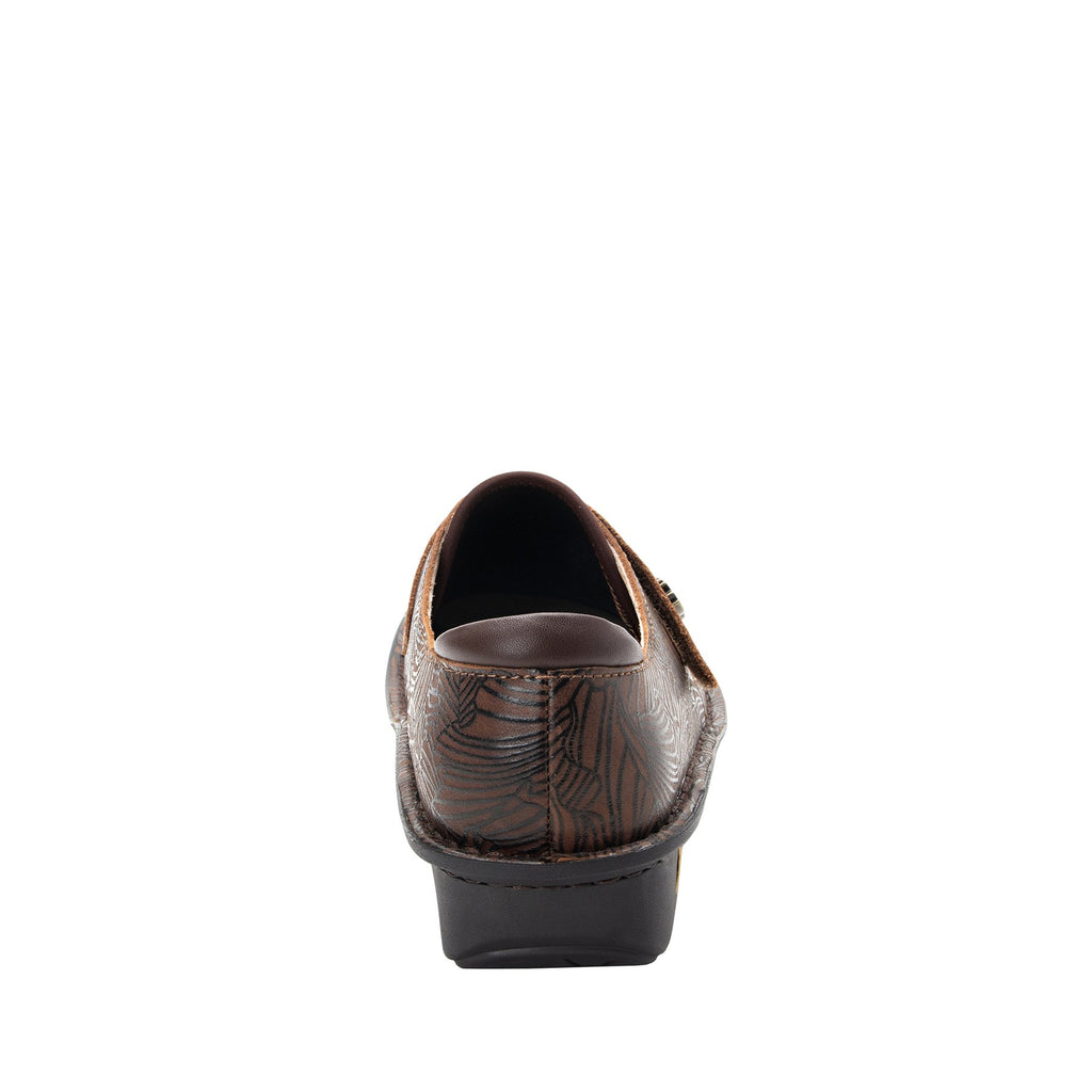 Brenna Cocoa Leaf Shoe with Dream Fit technology paired with mini outsole - BRE-553_S3