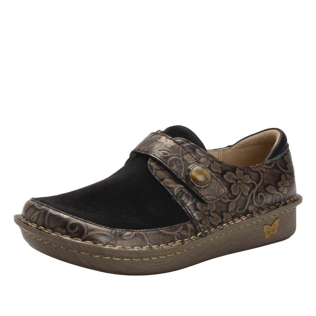 Brenna Rustic Shoe with Dream Fit technology paired with mini outsole - BRE-7701_S1