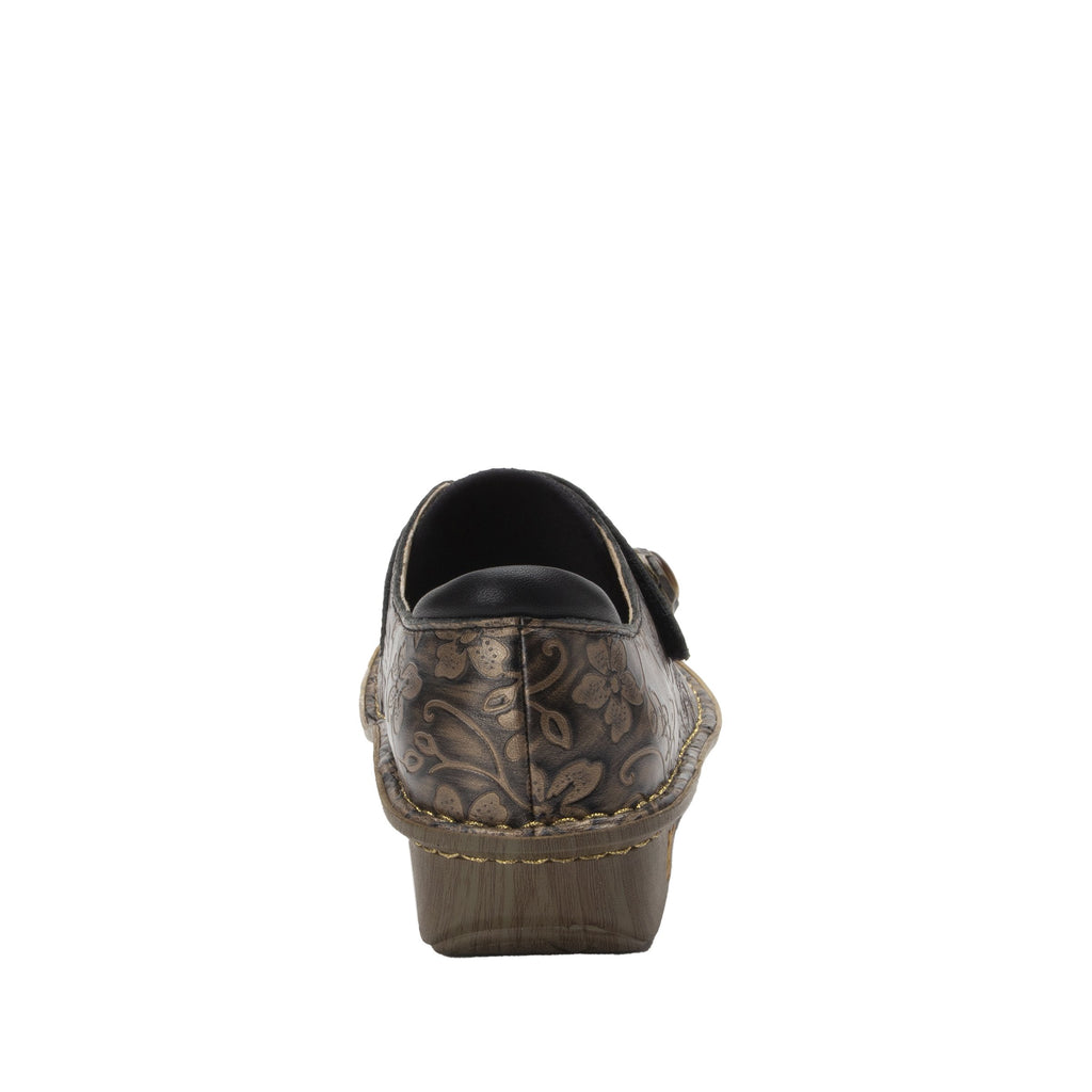 Brenna Rustic Shoe with Dream Fit technology paired with mini outsole - BRE-7701_S3