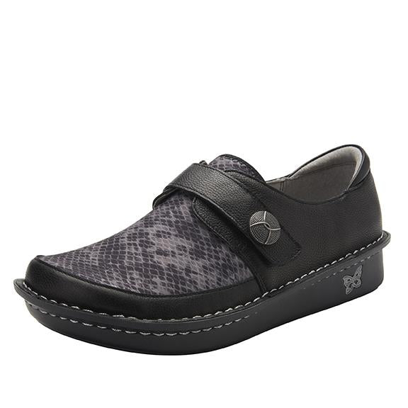 Brenna Snake Shoe with Dream Fit technology paired with mini outsole - BRE-7829_S1