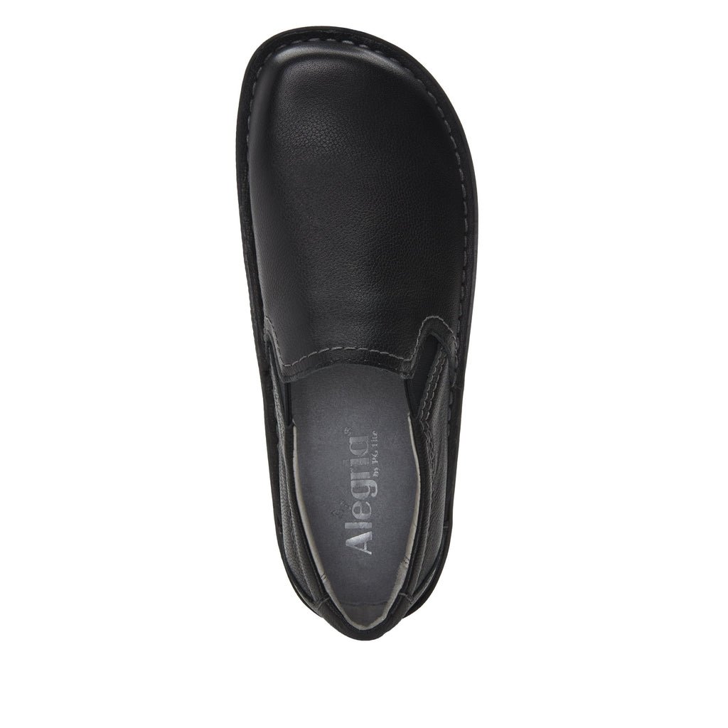 Brook Upgrade slip-on shoe on mini outsole, with double elastic gore for ease of wear - BRO-161_S4