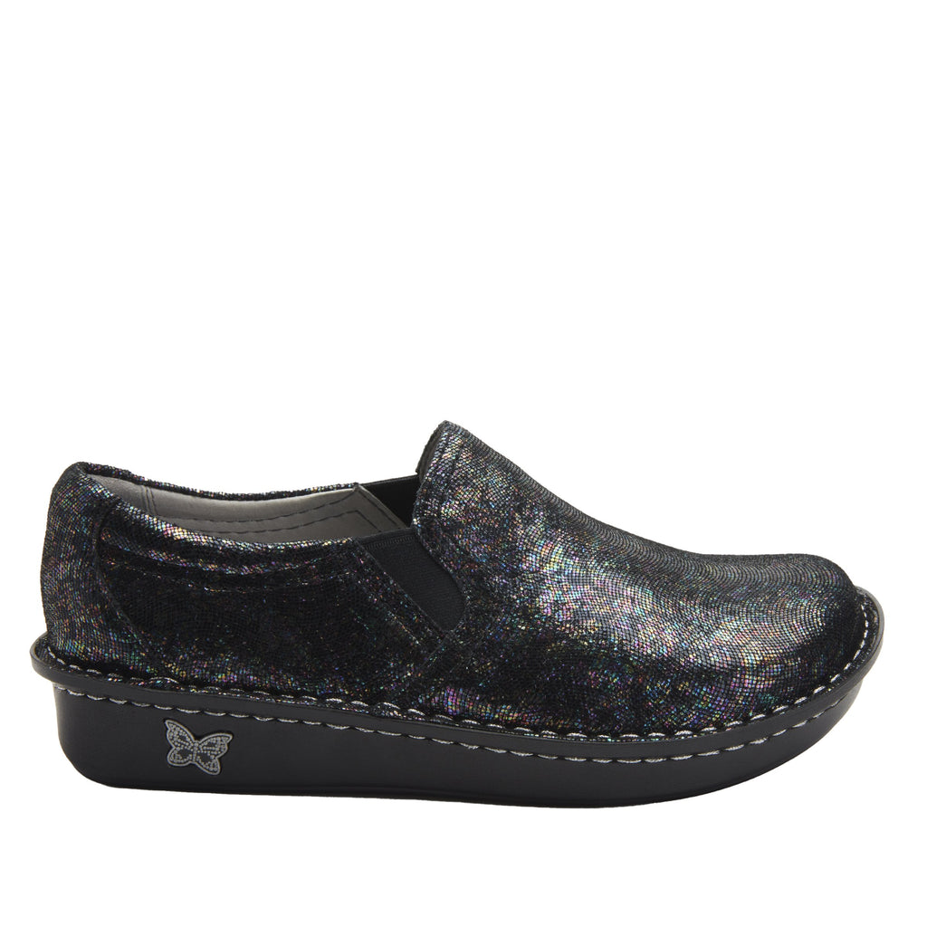 Brook Tranquil slip-on shoe on mini outsole, with double elastic gore for ease of wear - BRO-7818_S2