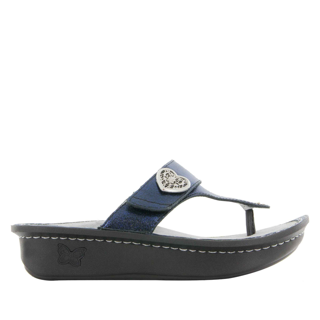 Carina Dusk thong style sandal on the Classic rocker outsole - CAR-284_S2
