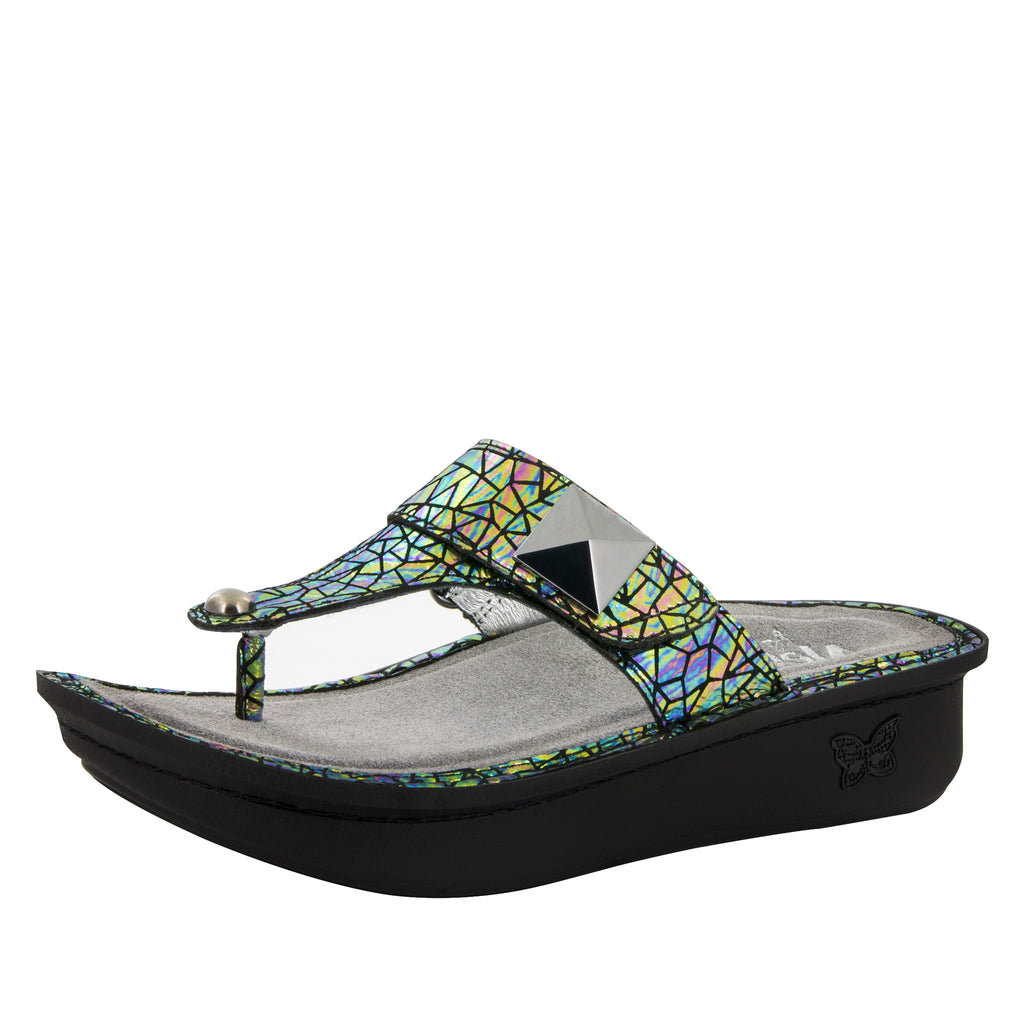 Carina Tectonic Sandal - Alegria Shoes - 1 (8964429197)