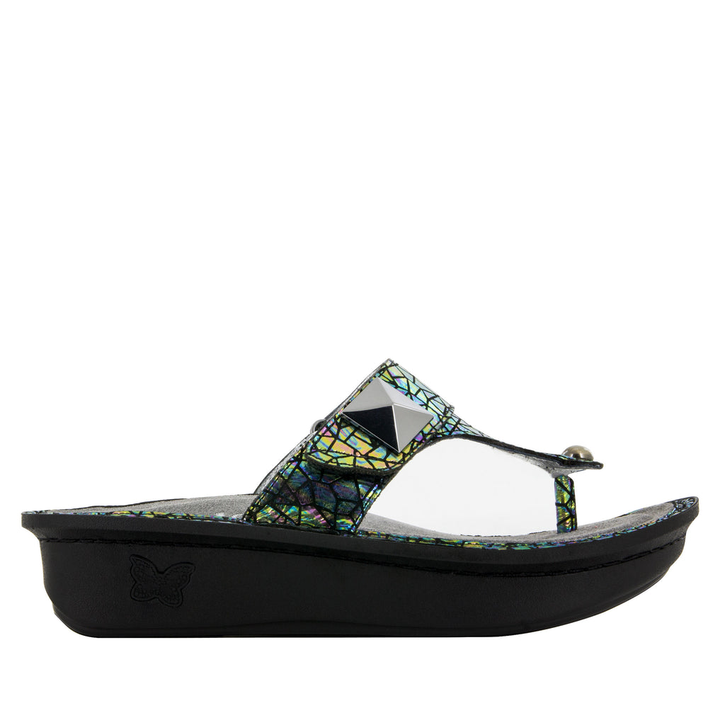 Carina Tectonic Sandal - Alegria Shoes - 2