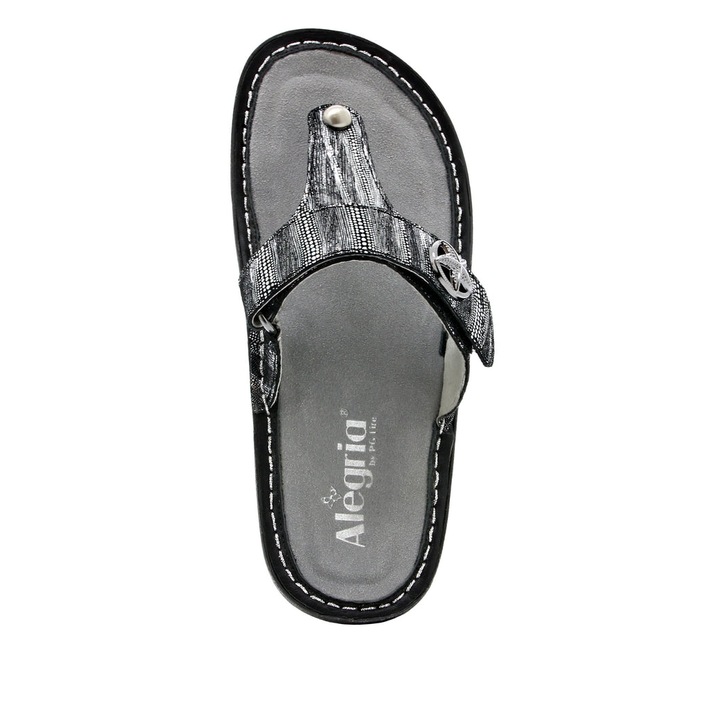 Carina Circulate thong style sandal on classic rocker outsole - CAR-496_S4 (1563148976182)