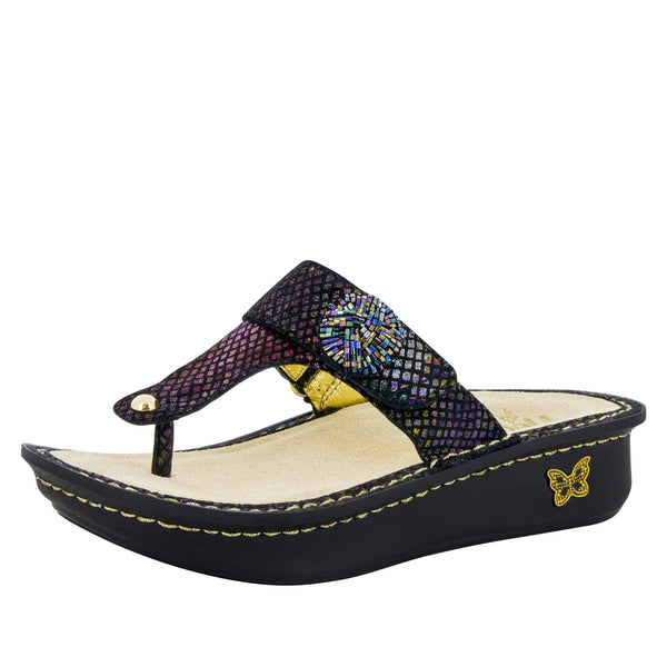 Carina Gemboree Sandal - Alegria Shoes - 1